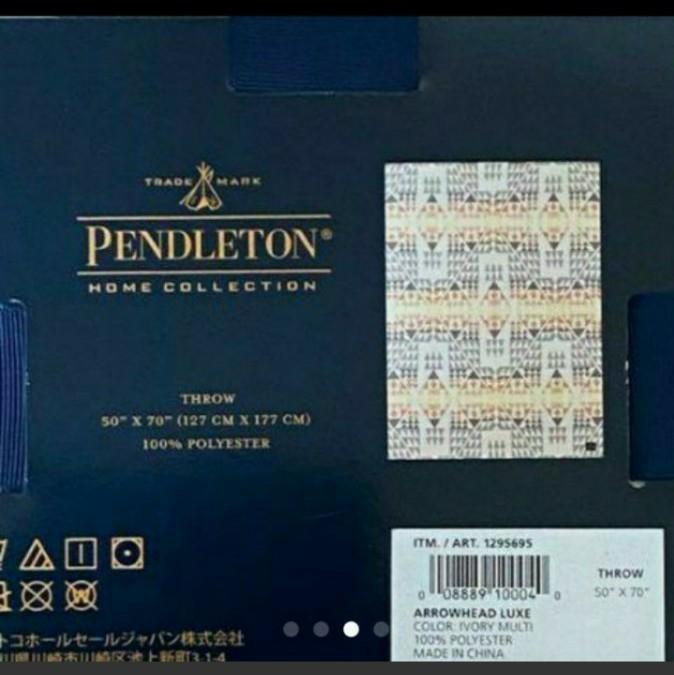 【期間限定最終価格】PENDLETON(ペンドルトン)のブランケット
