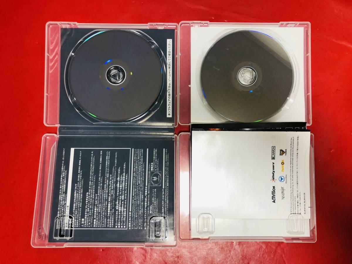 コール オブ デューティ ブラックオプス 1 2 3 Ⅰ Ⅱ Ⅲ コールオブデューティゴースト 4本 セット 即売り!!_画像6