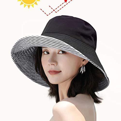 《未使用》UVカット 帽子 ハット レディース 日よけ帽子 紫外線対策 2way 日焼け防止 熱中症予防 つば広《アウトレット》TV48_画像1