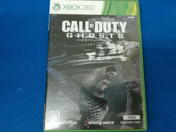 Xbox360 コール オブ デューティ ゴースト(字幕版)_画像1