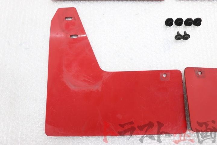 5244125 社外 マッドフラップ マッドガード ランサーワゴン エボリューションGT CT9W トラスト企画_画像9