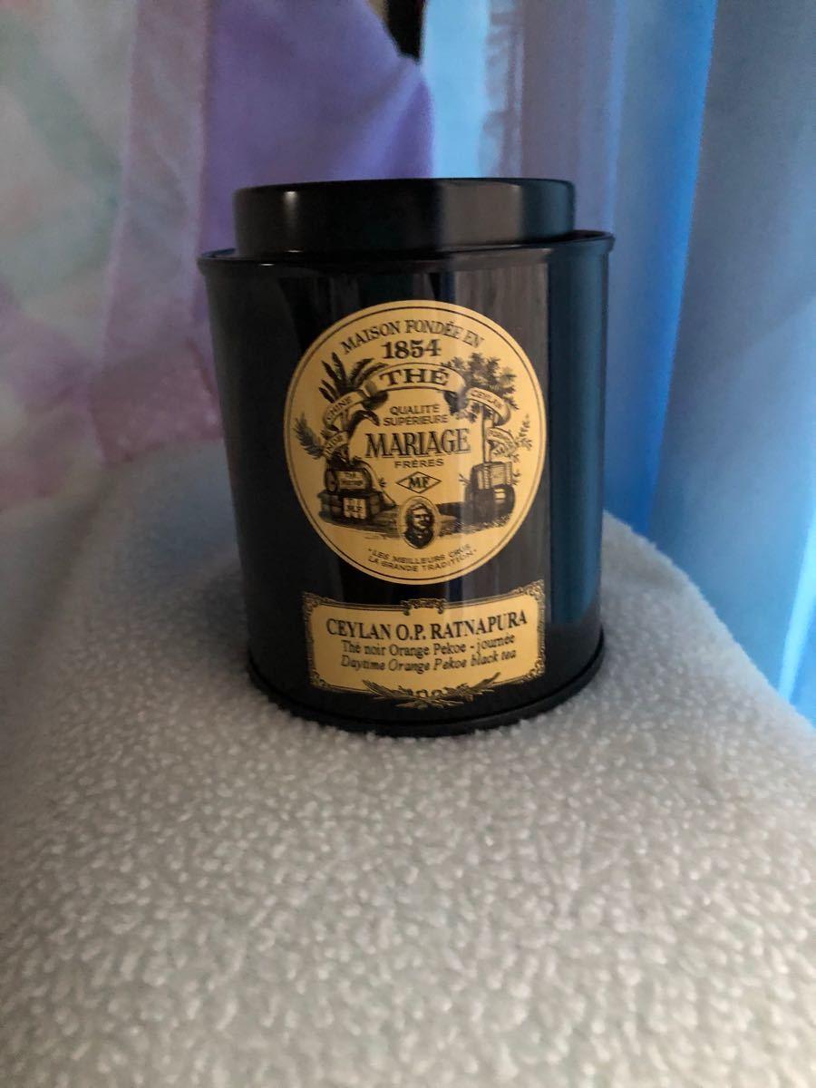 ♪ マリアージュフレール セイロンO.P.ラトナプュラ 紅茶 フランス