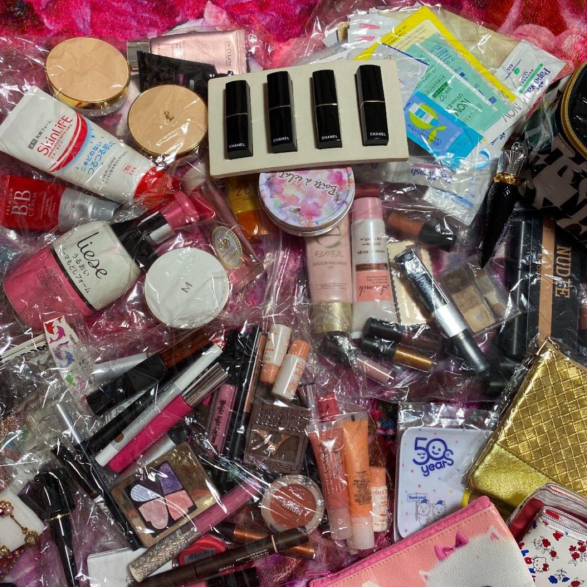 化粧品 大量セット ネイル コスメ アイシャドウ キャンメイク