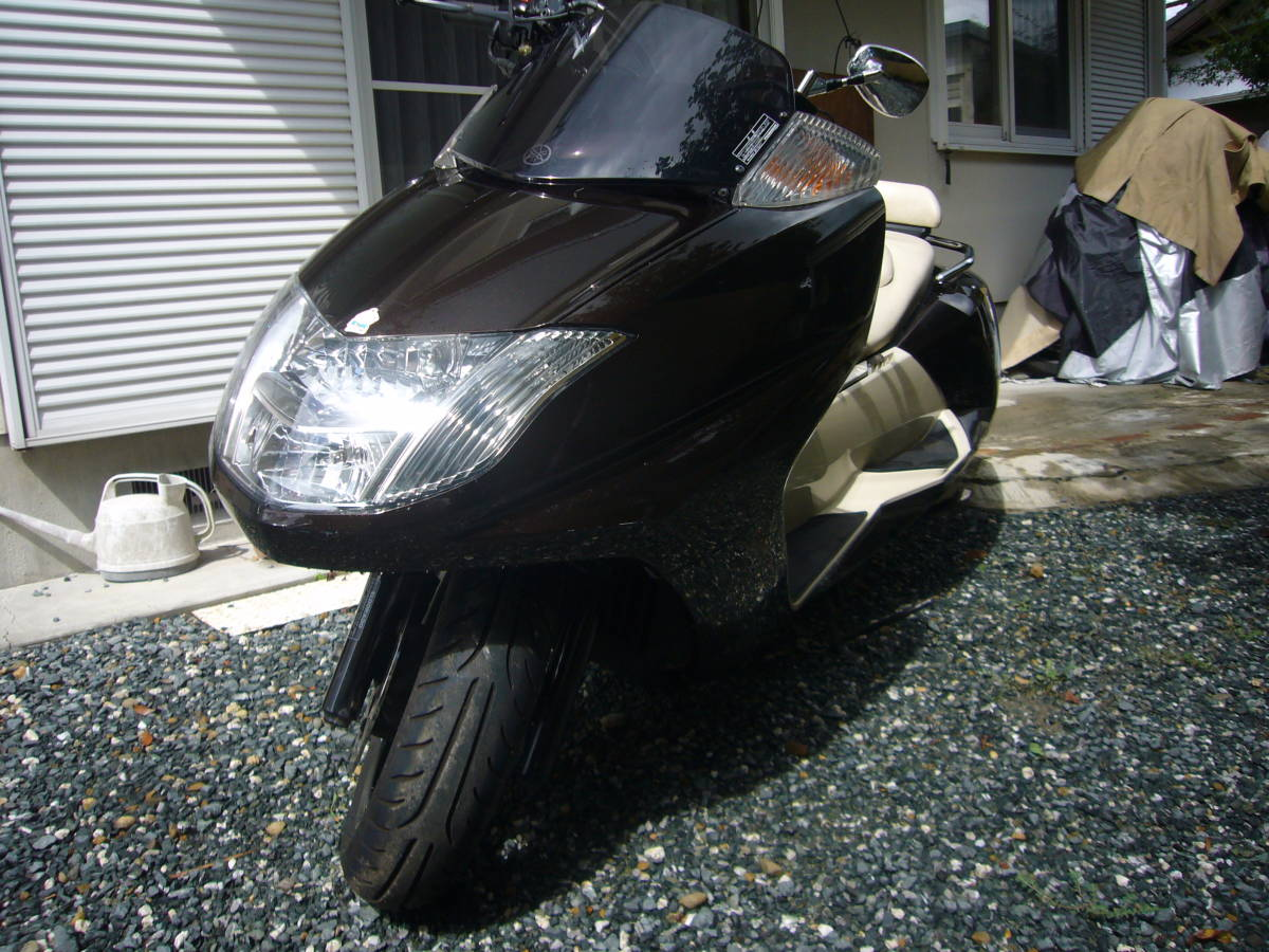 「2009年H21年式マクザム浜松発、売り切り実走行」の画像2