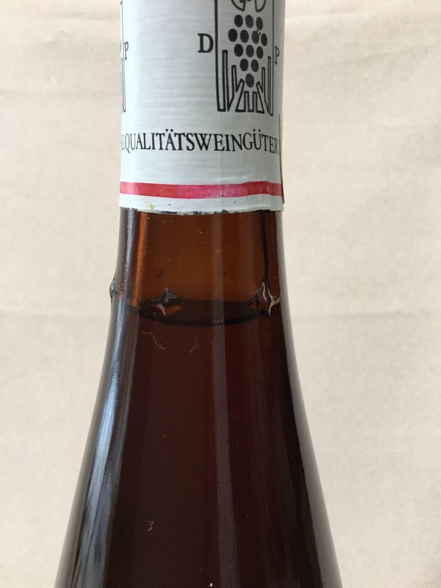 古酒超レア!【32年熟成】1988年ヴァッフェンハイマー・レッヒベッフェル・リースリング・カビネット/ドクター・ブルックリン・ヴォルフ_画像5