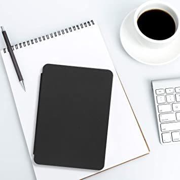 B-Black WALNEW AMAZON 2018 Kindle Paperwhite第十世代カバー ケース 2018キンドル_画像8