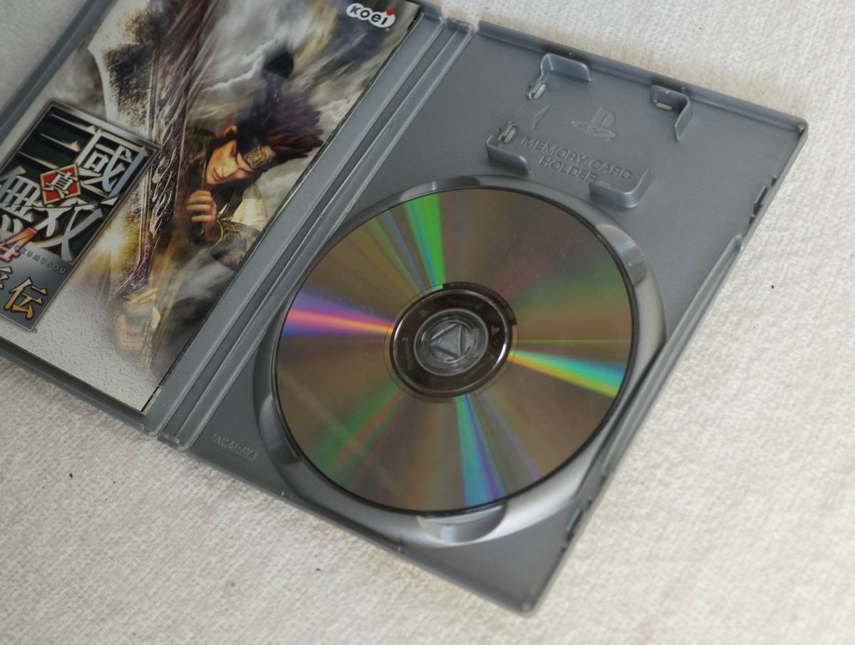 PS2 ゲーム 真・三國無双4 猛将伝 PlayStation2 the Best SLPM-74250