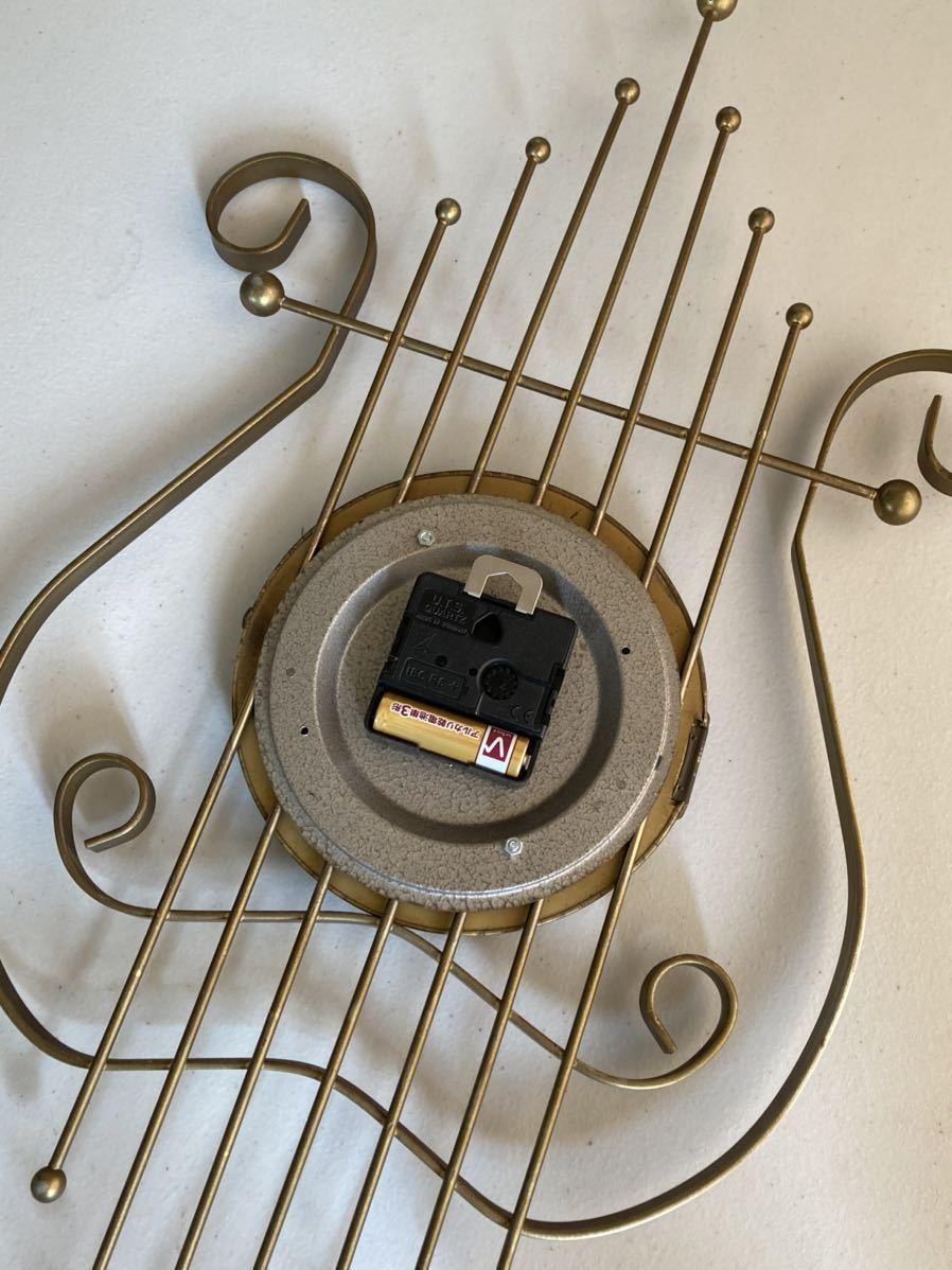 WELBY ヴィンテージ ウォールクロック 50's 60's ミッドセンチュリー インテリア ディスプレイ ウォールアート_画像8