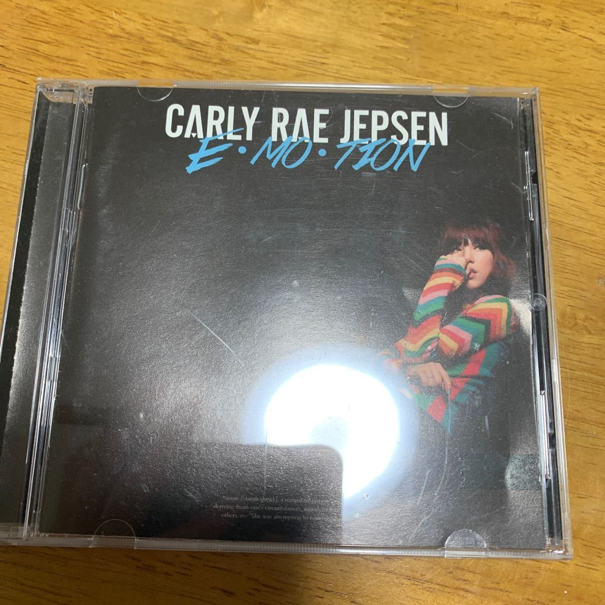 洋楽/Carly Rae Jepsen/EmotionCD