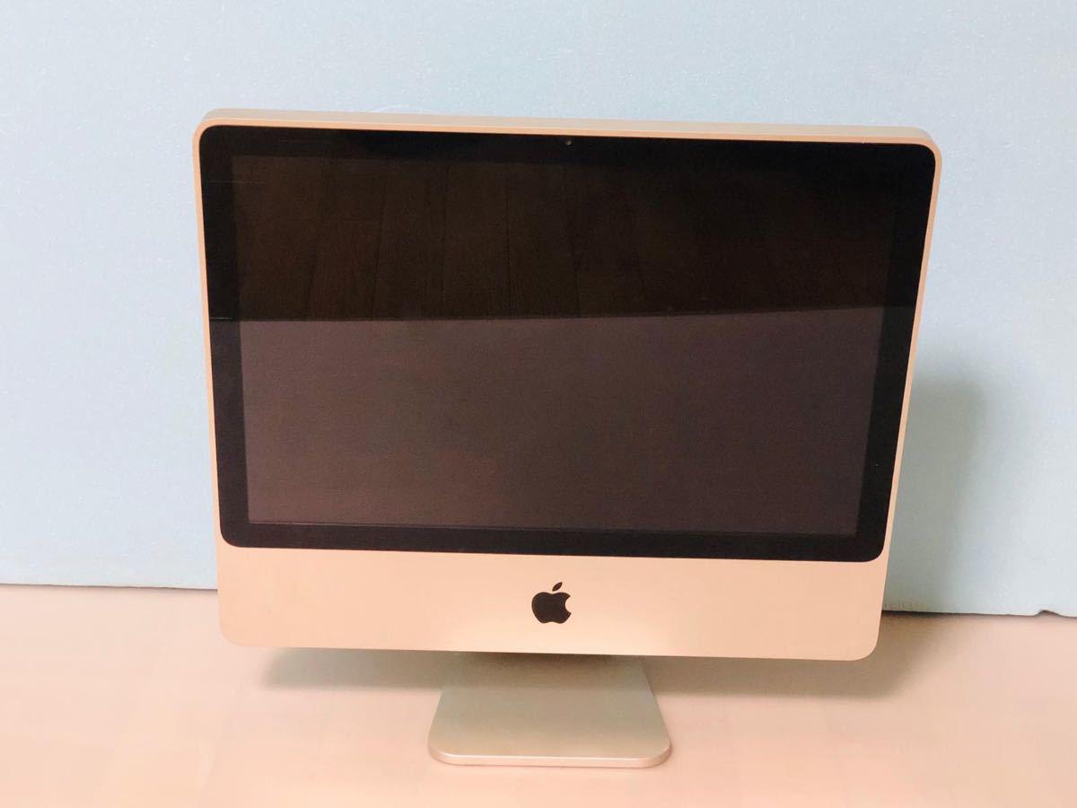 Apple:iMac 、モニター 、A1224 、ジャンク!_画像1