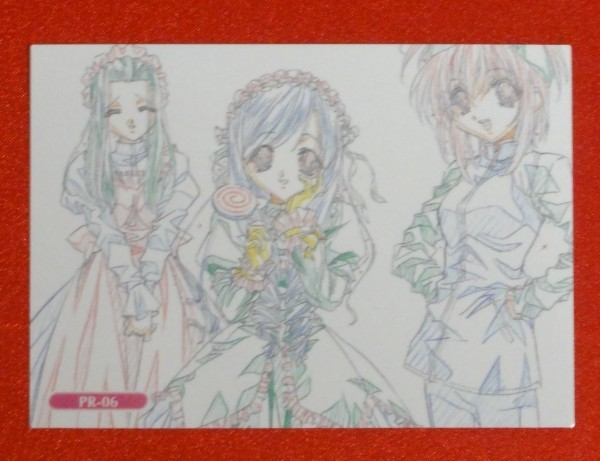 シスター・プリンセス ~ピュア・ストーリーズ~ トレカ プロモーションカード PR-06 h4078_画像1