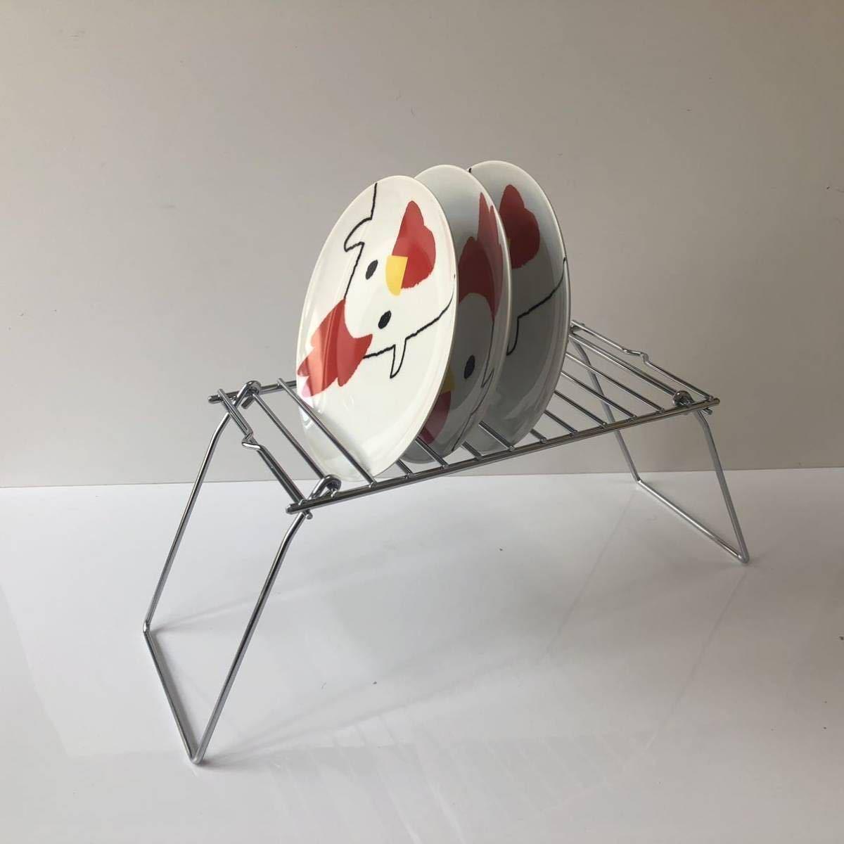 コンパクト折り畳み グリル BBQ スタンド 焚き火 クッカー スタンド アウトドアラック ミニテーブル