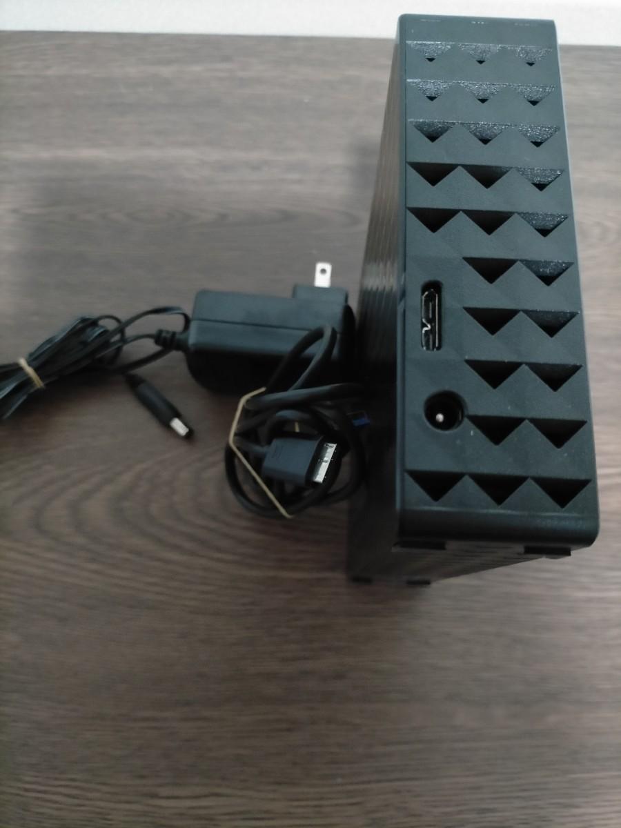 Seagate 外付けHDD USB3.0 4TB