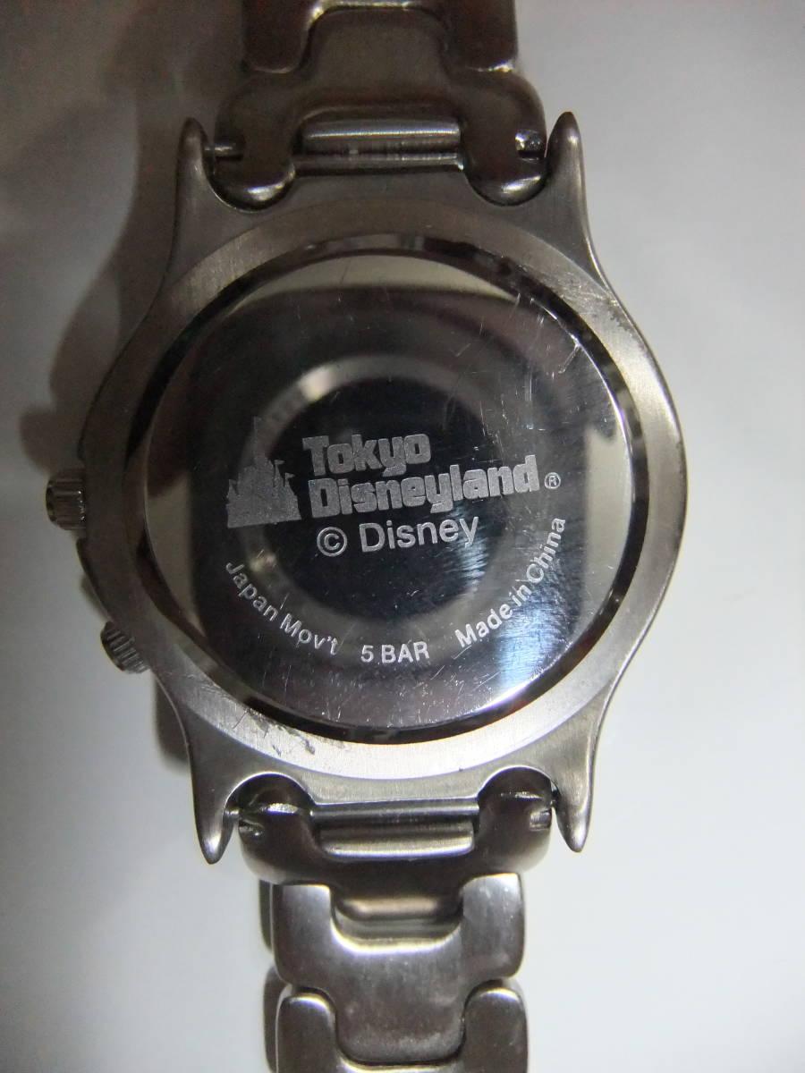 TDL限定腕時計:オメガ風ミッキー_画像2