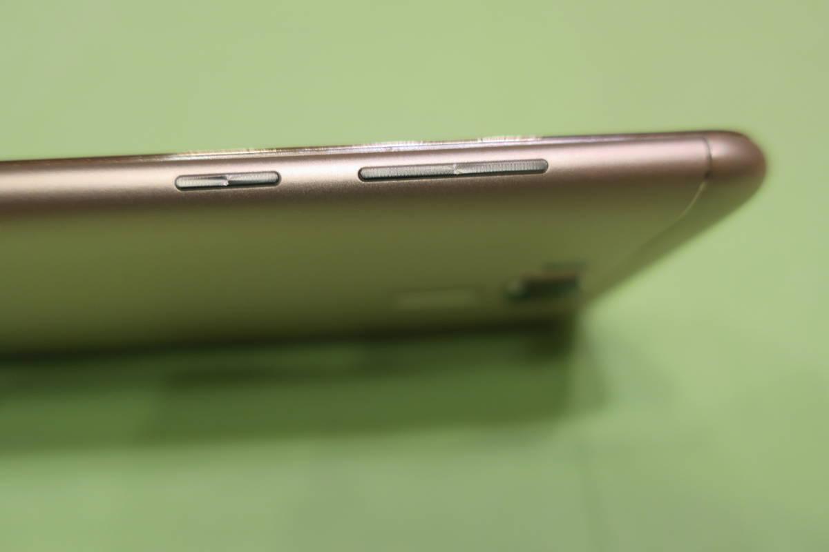 【極美品】SIMフリー ASUS ZenFone 3 Laser (国内技適) ゴールド、ZC551KL 5.5インチ画面; 4GB, 32GB、DSDS対応 ★手帳型カバーおまけ付★_画像6
