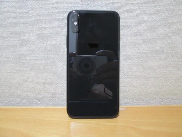 ☆softbank iphoneXs 256GB MTE02J/A 起動確認済・ジャンク☆_画像2