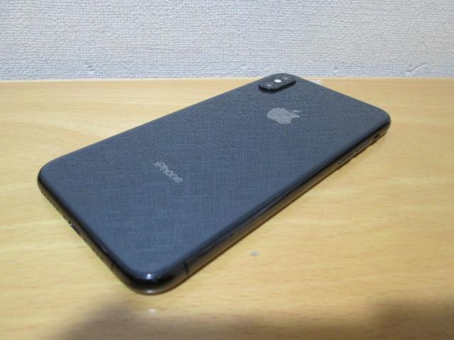 ☆softbank iphoneXs 256GB MTE02J/A 起動確認済・ジャンク☆_画像7