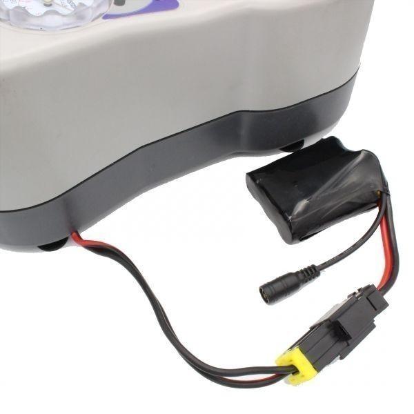 「送料無料 高圧ポンプ用バッテリー(充電器付き)/バスフィッシング」の画像2