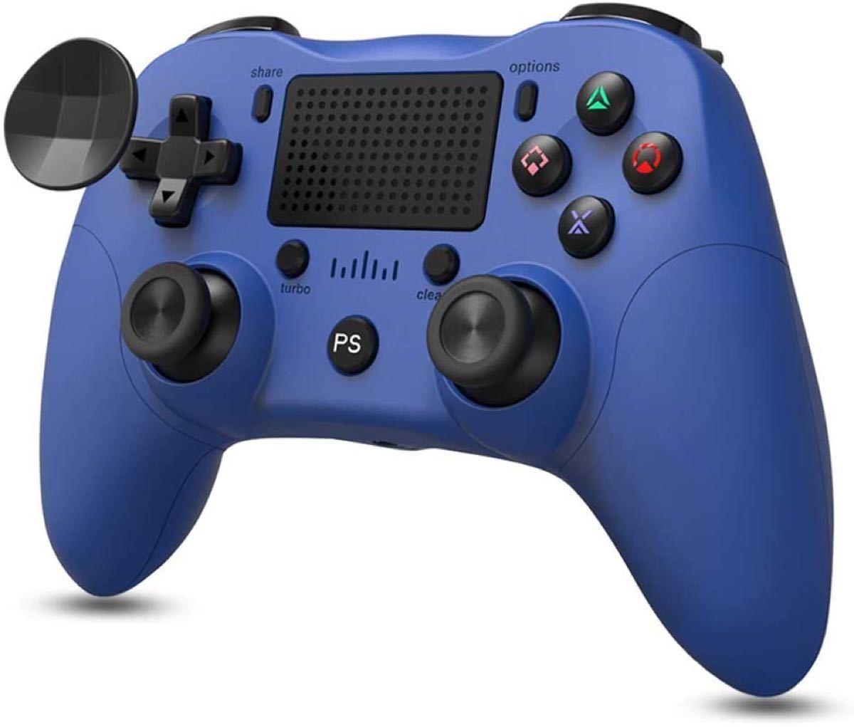 PS4 コントローラー 無線 Bluetooth接続スゲームパッド