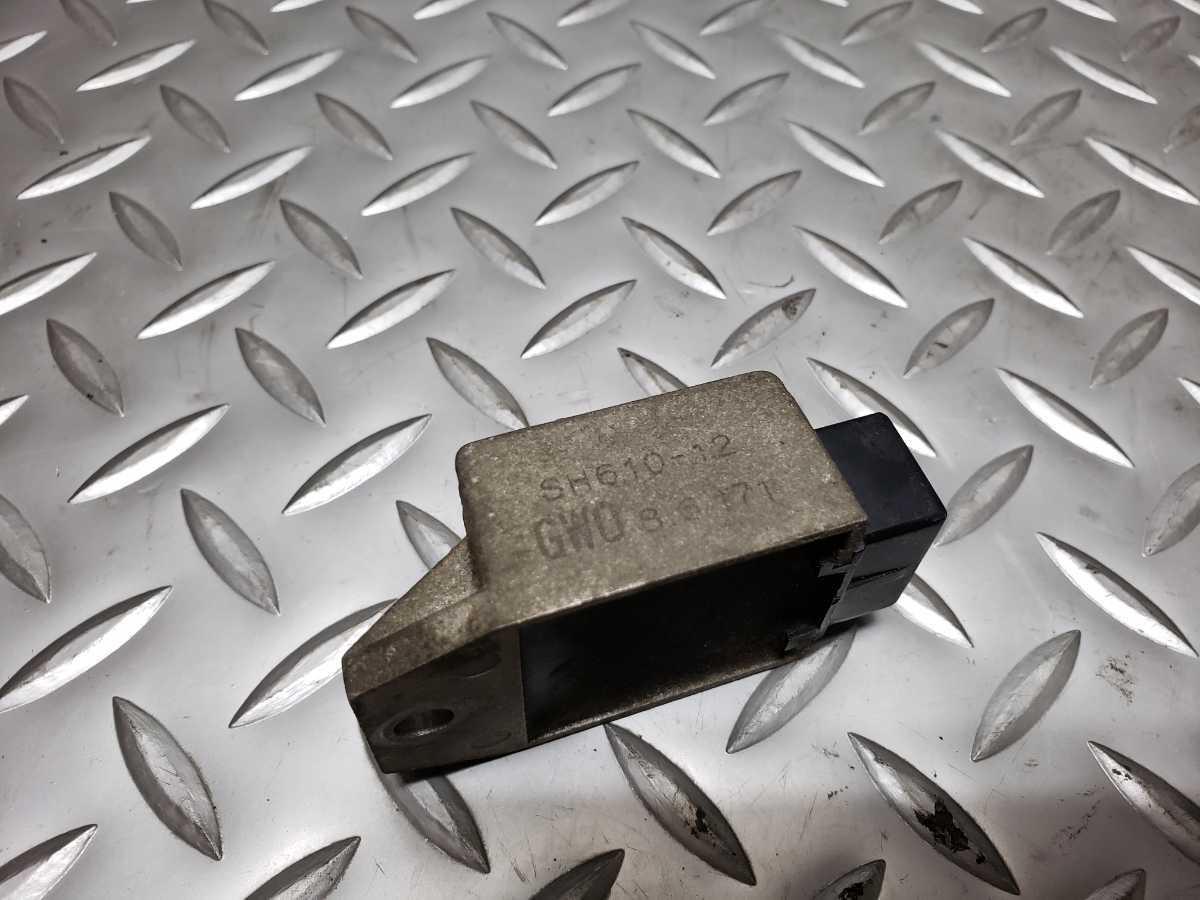 994 ベンリィ CD90 12V HA03-1103… CDI イグニッションコイル ウインカーリレー レギュレーター ホンダ_画像4