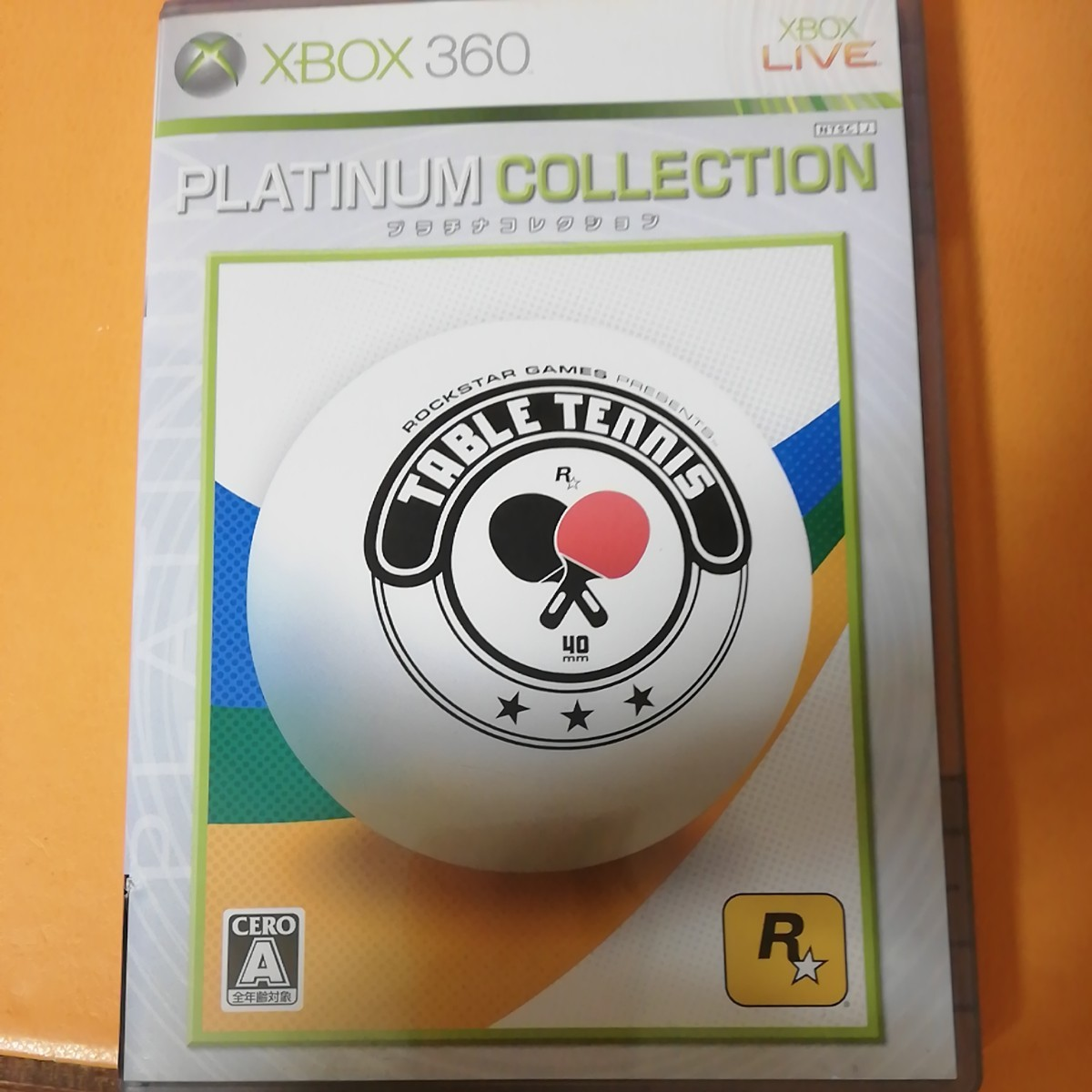 【Xbox360】 Rockstar Games Table Tennis