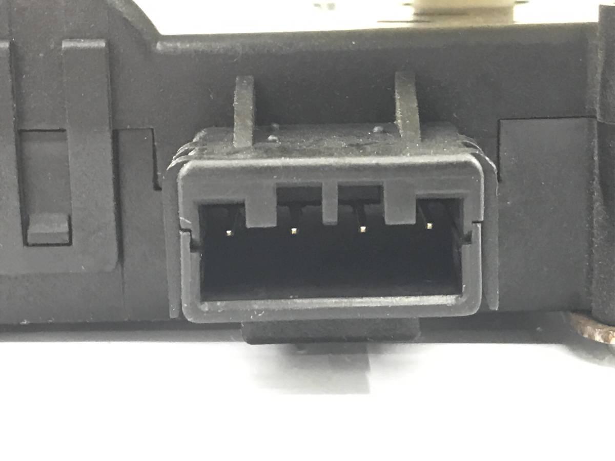 _b38135 ニッサン モコ S DBA-MG22S エアコンサーボ モーター 113800-2530 スズキ MRワゴン MF22S_画像3
