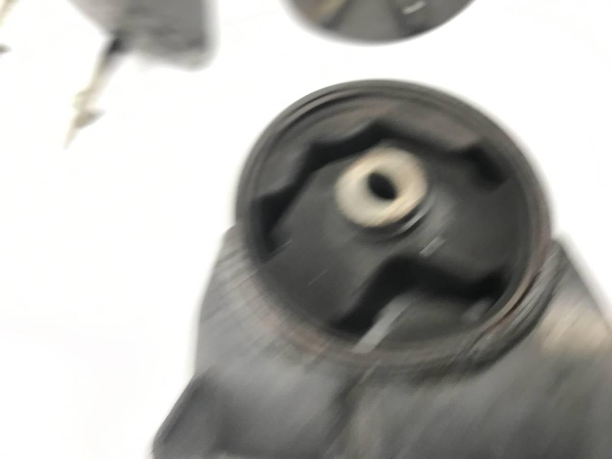 _b38135 ニッサン モコ S DBA-MG22S エンジンマウント ブラケット K6A スズキ MRワゴン MF22S_画像7
