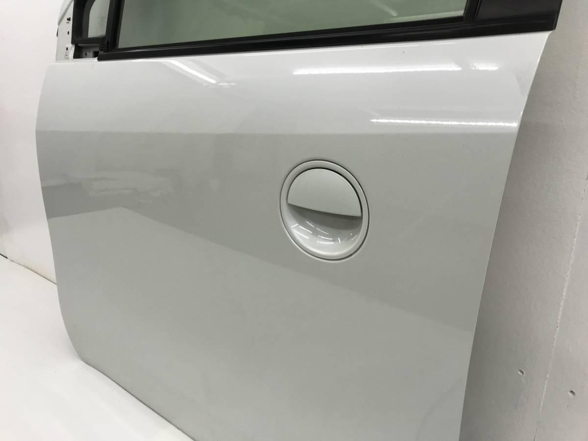 _b38135 ニッサン モコ S DBA-MG22S フロント ドア 左 F/LH 助手席側 Z7T C05 スズキ MRワゴン MF22S_画像5