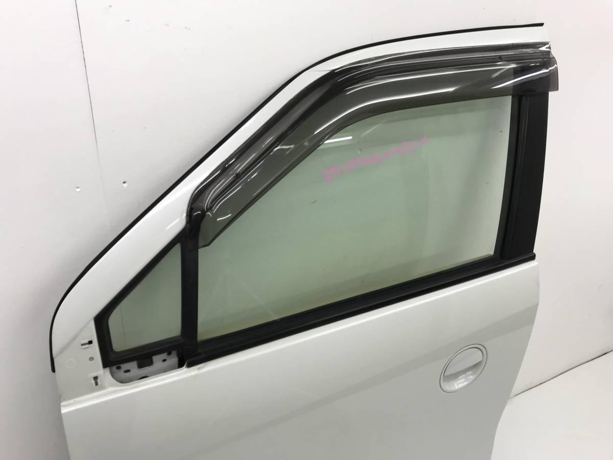 _b38135 ニッサン モコ S DBA-MG22S フロント ドア 左 F/LH 助手席側 Z7T C05 スズキ MRワゴン MF22S_画像2