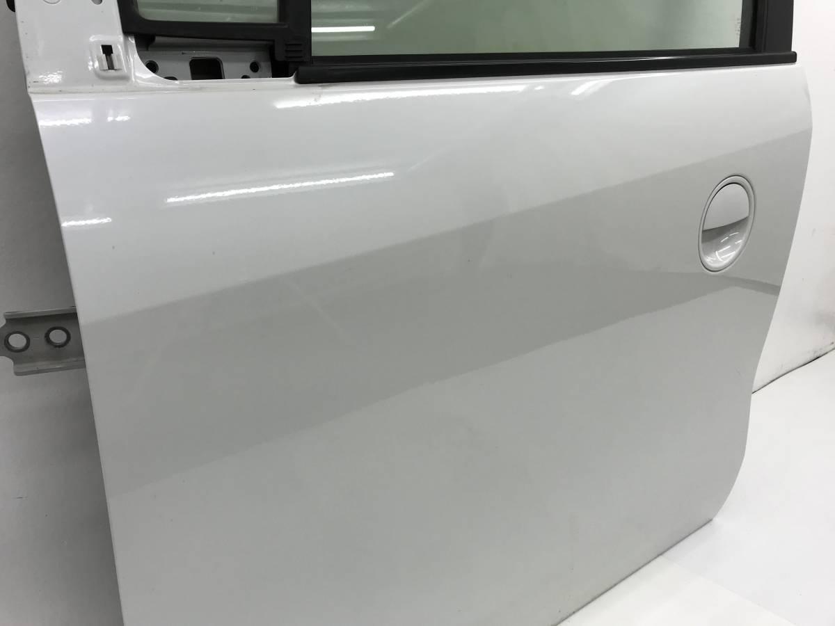 _b38135 ニッサン モコ S DBA-MG22S フロント ドア 左 F/LH 助手席側 Z7T C05 スズキ MRワゴン MF22S_画像3