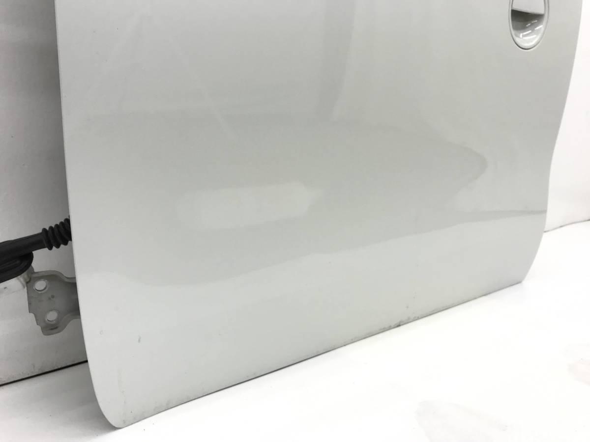 _b38135 ニッサン モコ S DBA-MG22S フロント ドア 左 F/LH 助手席側 Z7T C05 スズキ MRワゴン MF22S_画像4
