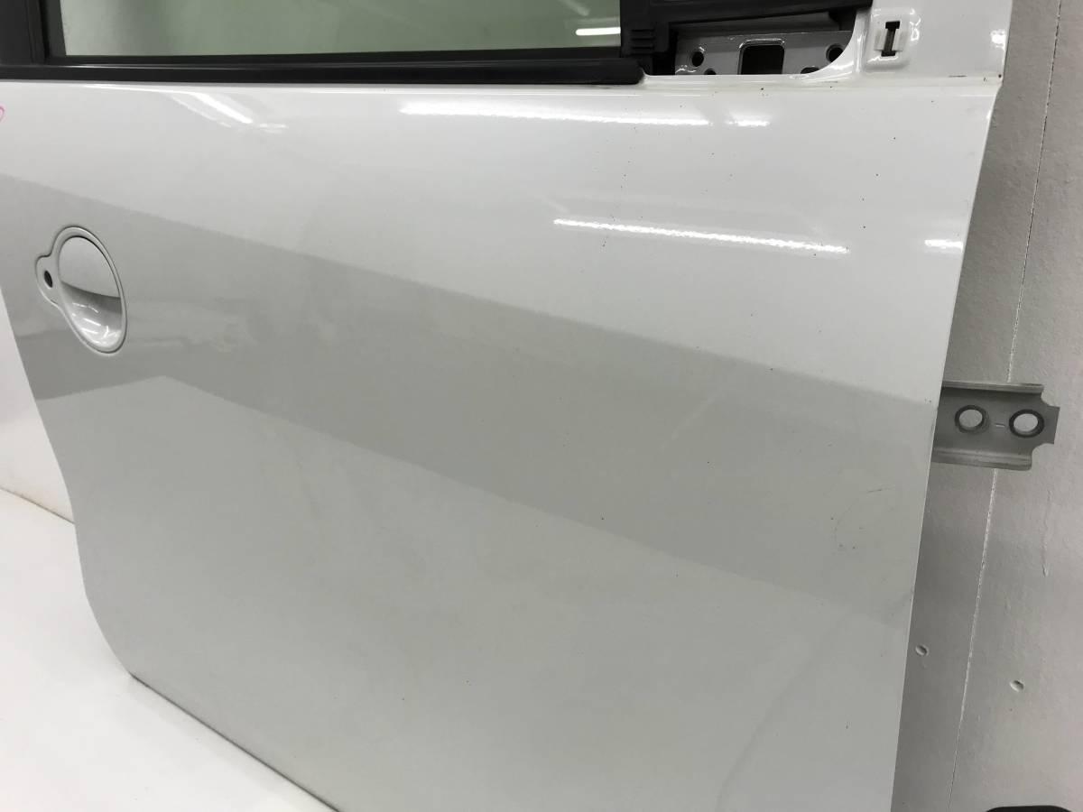 _b38135 ニッサン モコ S DBA-MG22S フロント ドア 右 F/RH 運転席側 Z7T C05 スズキ MRワゴン MF22S_画像7