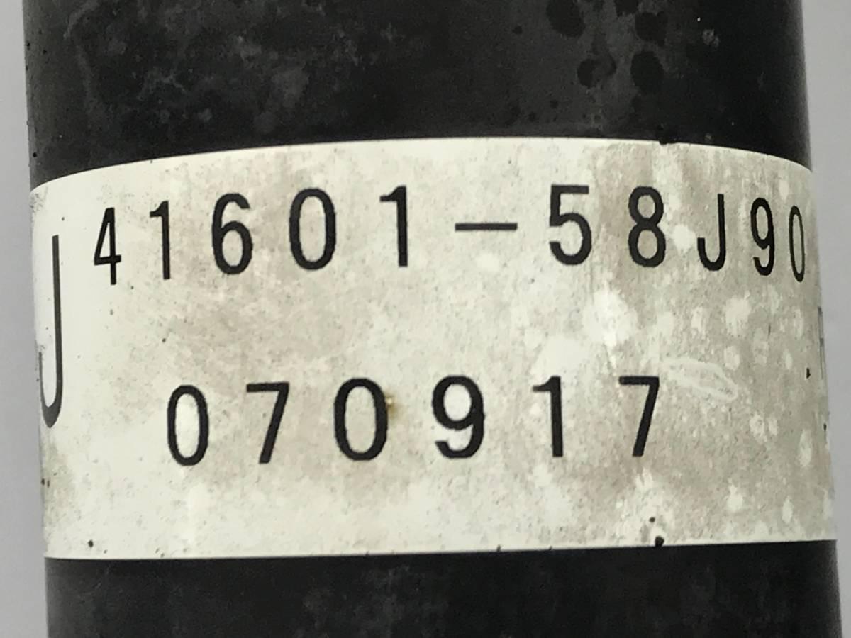 _b38135 ニッサン モコ S DBA-MG22S サスペンション ストラット フロント 左右 F/RH F/LH 41601-58J90 / 41602-58J90 MRワゴン MF22S_画像10