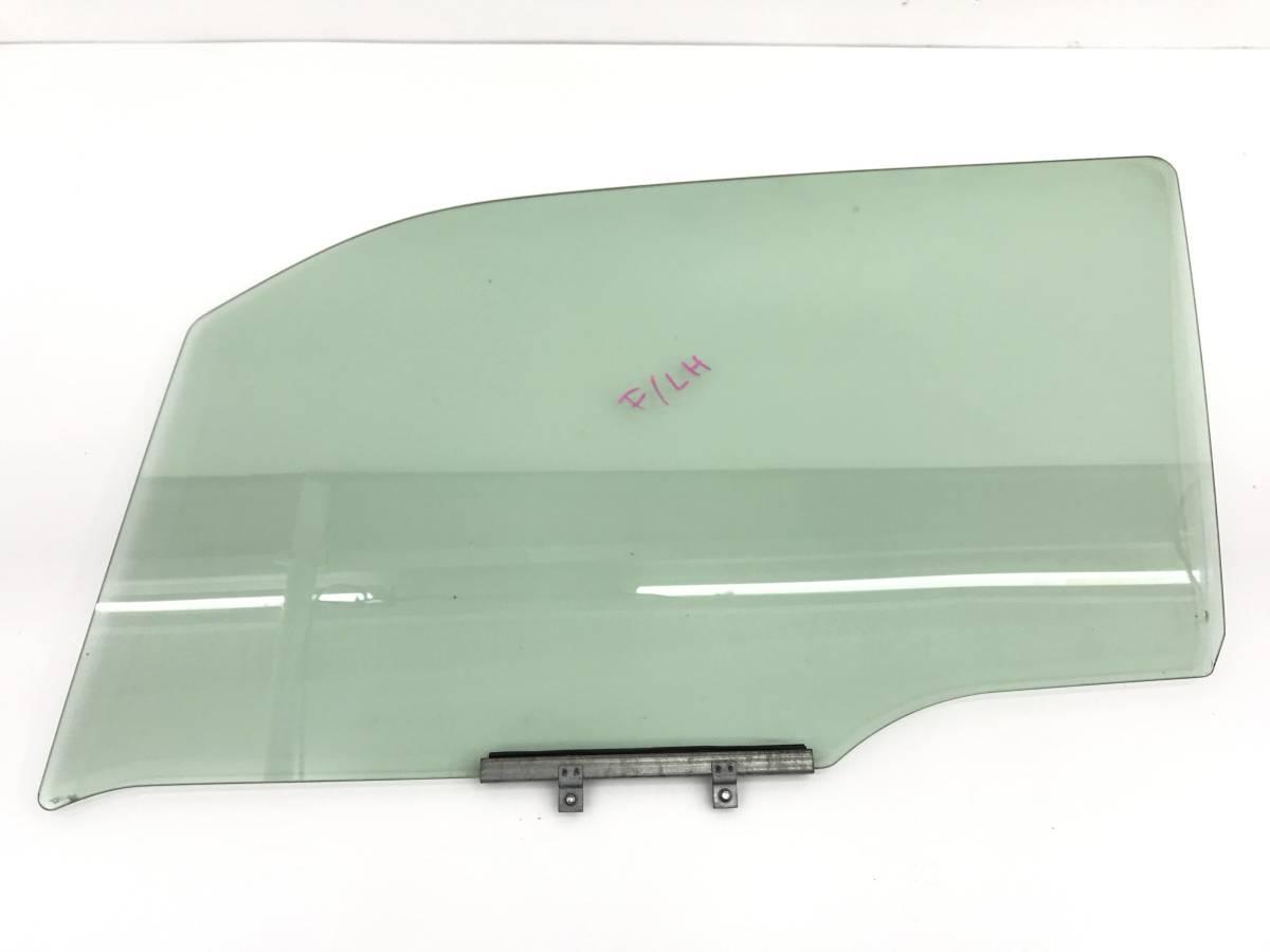 _b38907 スズキ ワゴンR FXリミテッド DBA-MH23S フロントドア ウィンドウガラス 左 F/LH 助手席側 M2E2 マツダ AZワゴン MJ23S_画像1