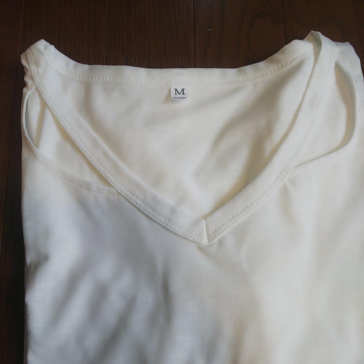 カットソー 長袖