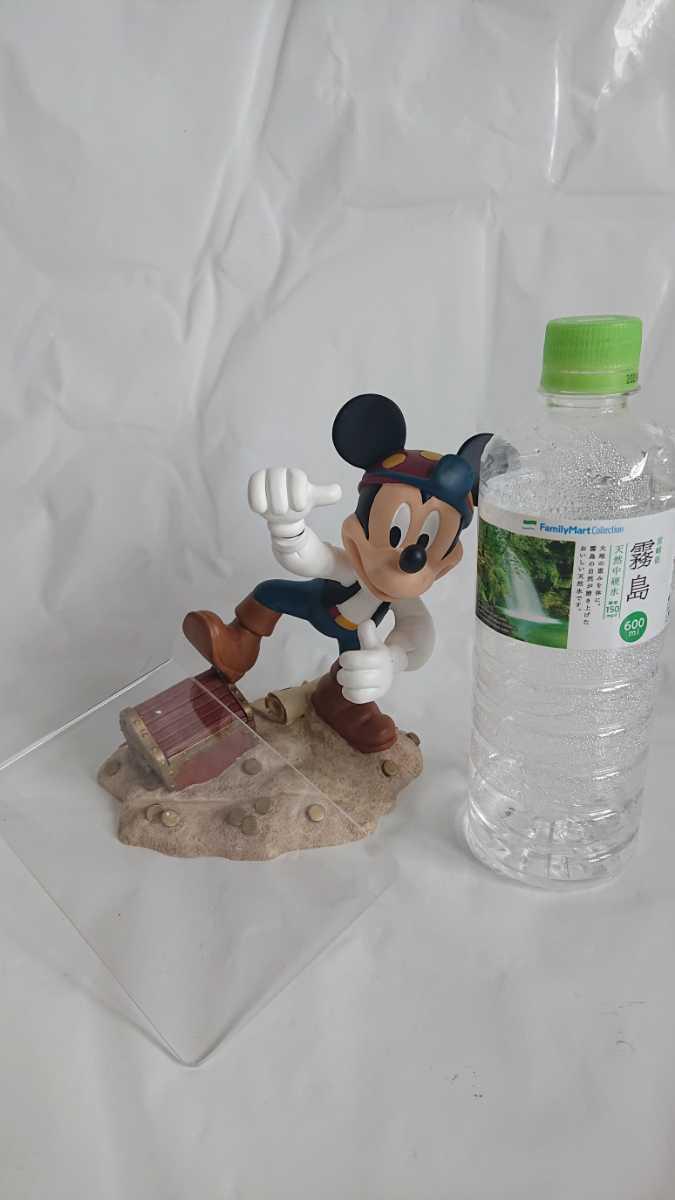 激レア! 廃盤! 入手困難! ミッキーマウス 海賊 フォトフレーム MICKEY MOUSE 陶器製 オブジェ インテリア 置物_画像5