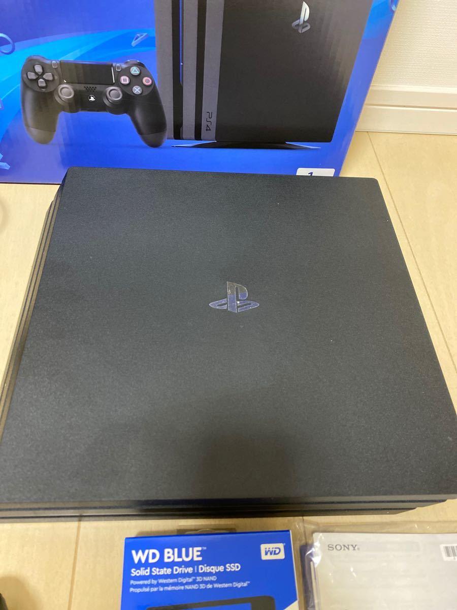 SONY PlayStation4 Pro 本体