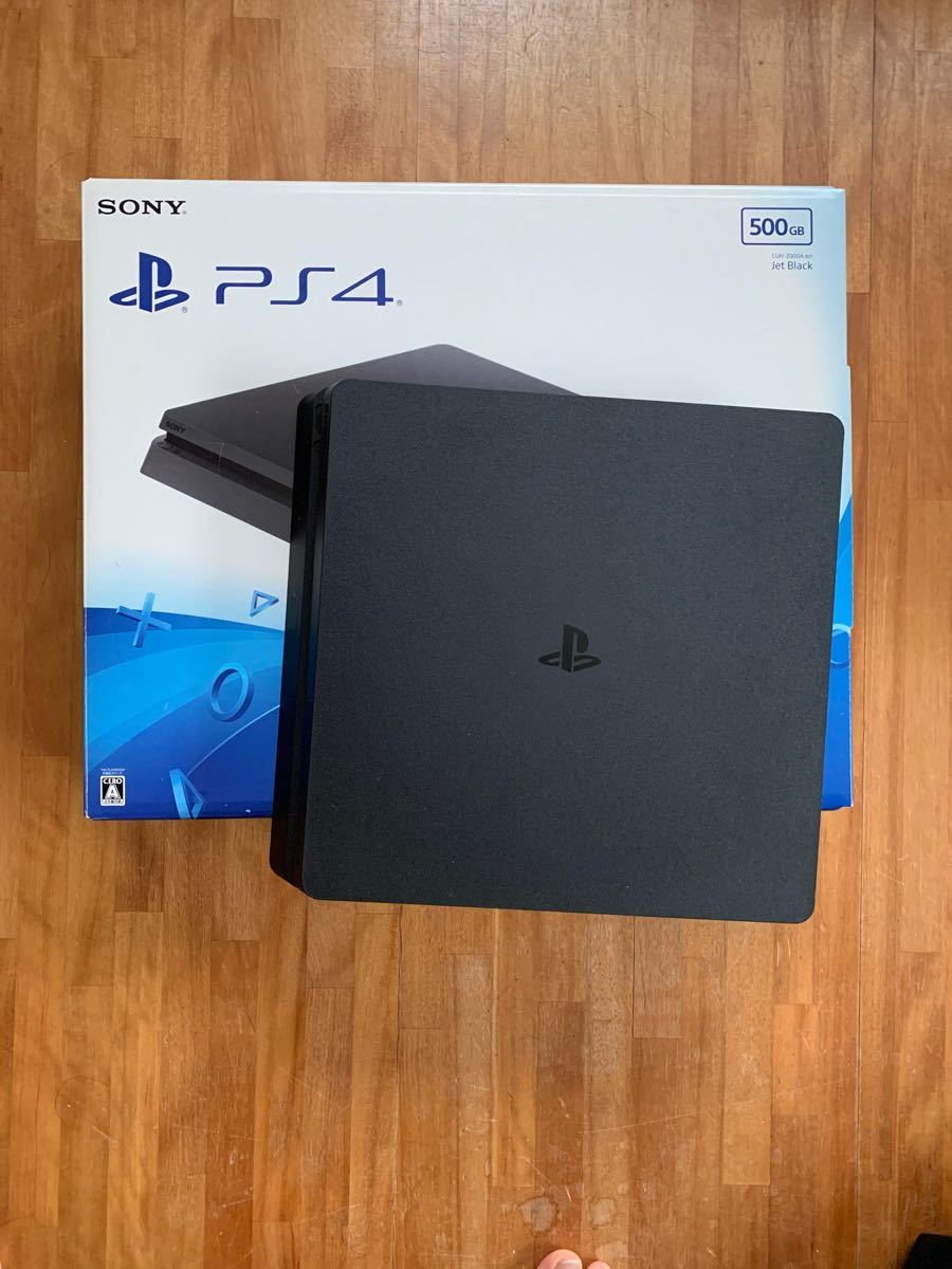 PS4本体+ソフト