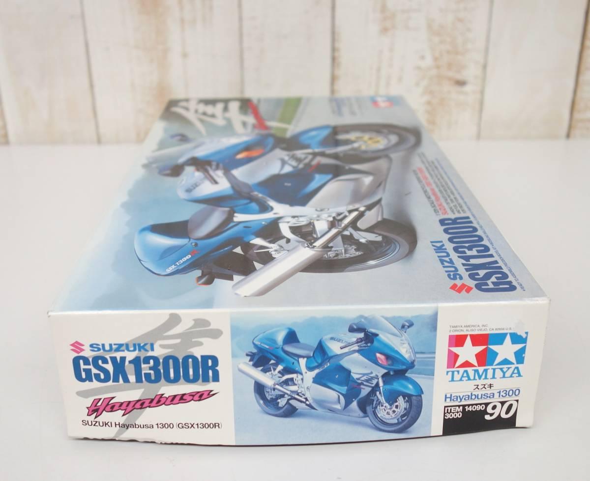 レトロ コレクション *TAMIYA タミヤ  *1/12 オートバイシリーズ *NO.90 スズキ HAYABUSA1300  GSX1300R 隼  _画像3