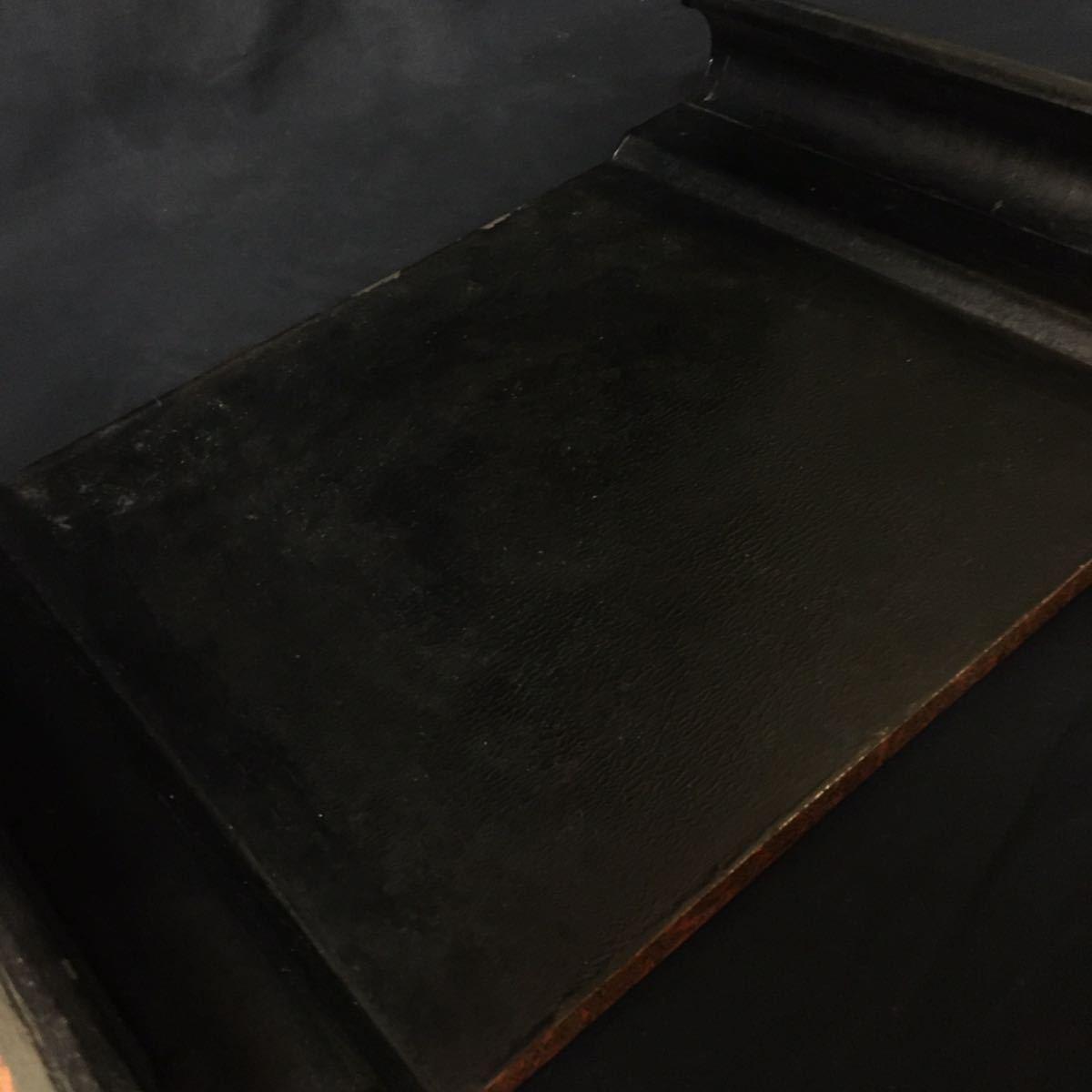 花台 盆栽台 平卓 飾台 香炉台 茶道具 長方型 和家具 古道具 骨董 古物 古美術 ②_画像5