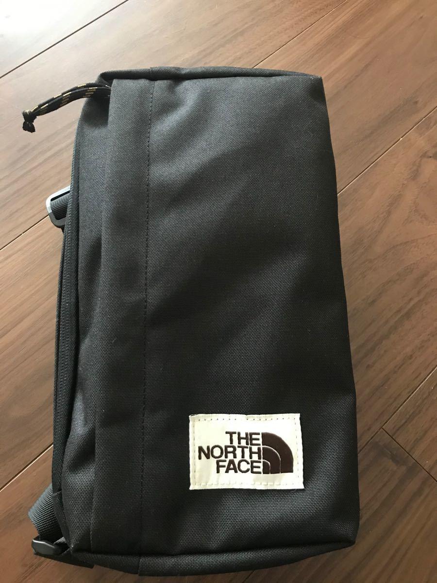 The North Face ノースフェイス フィールドバッグ 黒 男女兼用