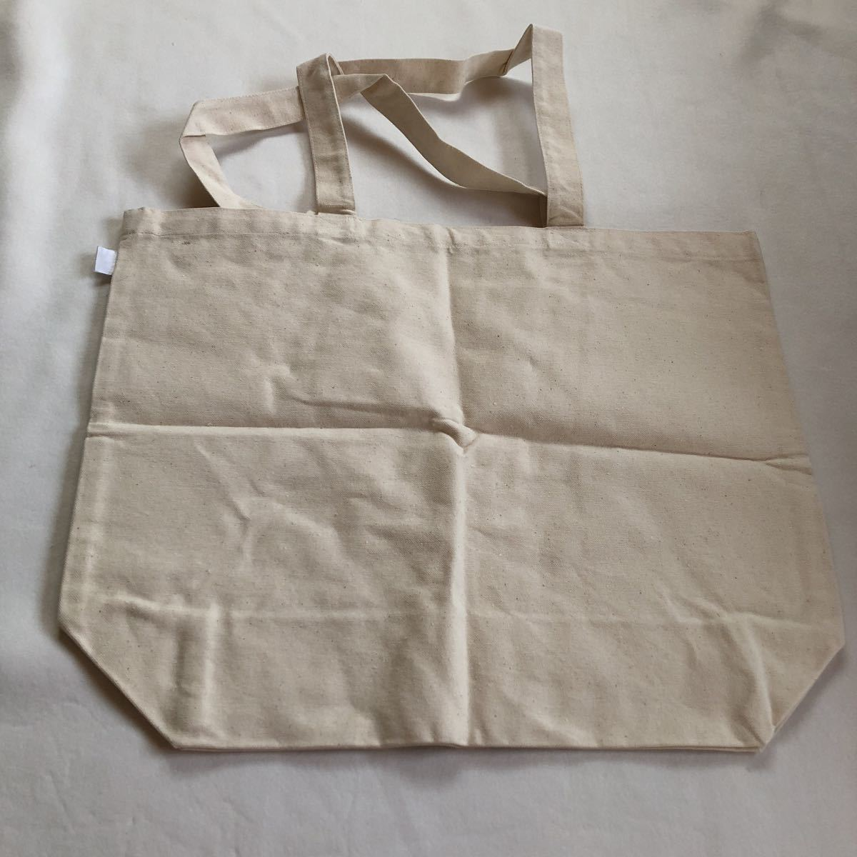 Une autre idee du fromage 鞄 かばん カバン コットンバック トートバッグ 非売品 新品 ノベルティグッズ エコバッグ_画像4