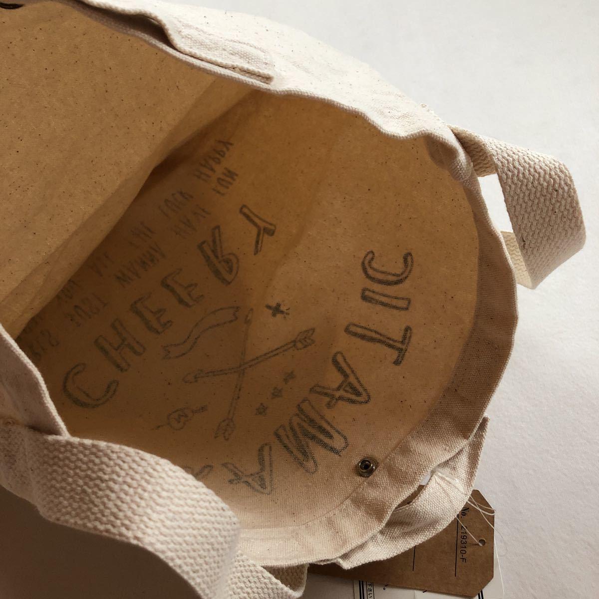 トートバッグ 肩掛けバッグ 鞄 バック かばん 新品 コットン カントリー sospita カバン エコバッグ 福袋もの _画像4