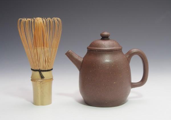 特別出品■中国美術■唐物 単孔口 朱泥急須 紫砂壺 煎茶道具_画像3