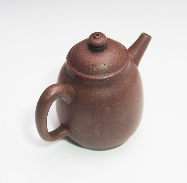 特別出品■中国美術■唐物 単孔口 朱泥急須 紫砂壺 煎茶道具_画像2