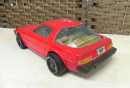 当時物! ブリキ おもちゃ イチコー製 サバンナRX-7 ブリキカー ビンテージ _画像4
