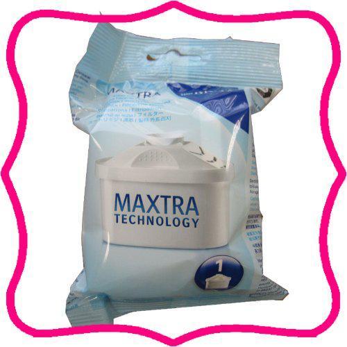 BRITA Maxtra 交換用カートリッジ 【1個】ブリタカートリッジマクストラ ポット型浄水器_画像1