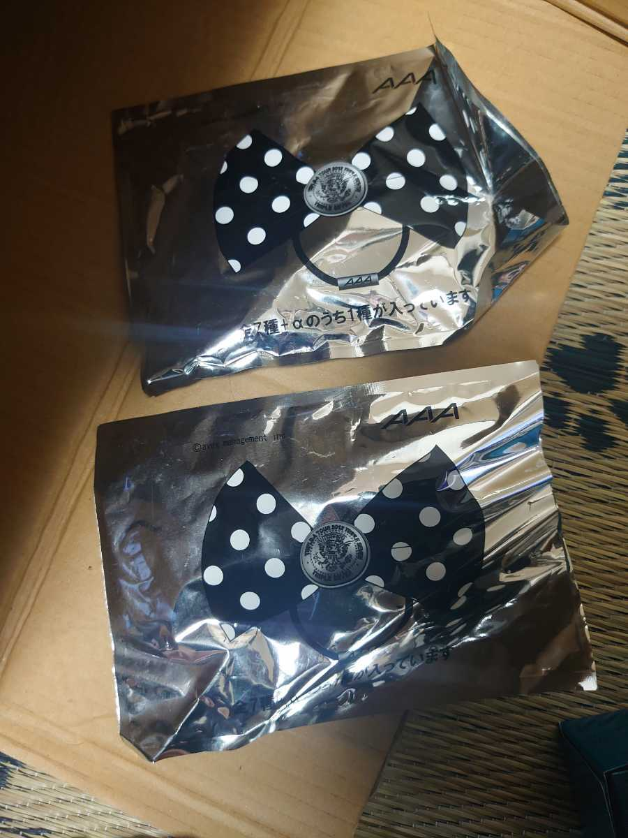 AAA Live Product Hair Rubber 2 Set