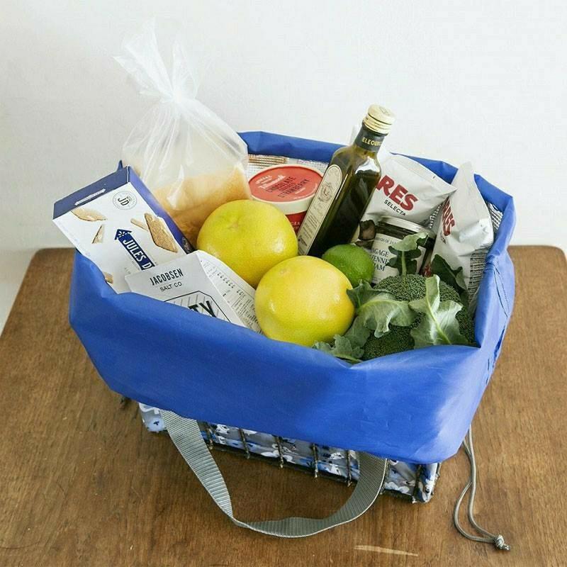 ムーミン レジカゴバッグ 保冷バッグ エコバッグ  大容量 北欧