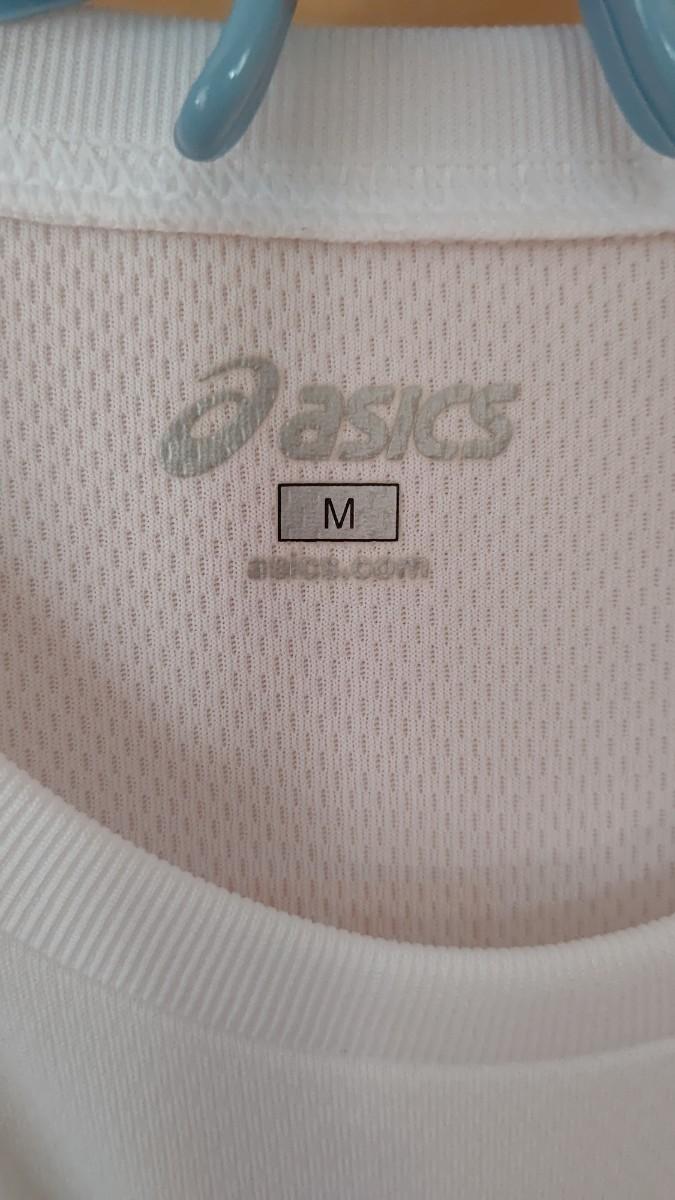 asics  長袖Tシャツ M